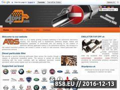 Miniaturka domeny 4dpf.com