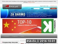 Miniaturka domeny www.4free.pl