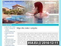 Miniaturka domeny www.4gwiazdki.pl