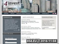 Miniaturka domeny 4invest.pl