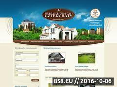 Miniaturka domeny www.4katy.nieruchomosci.pl