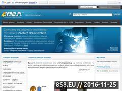 Miniaturka domeny www.4spaw.pl