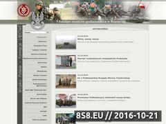 Miniaturka 5bsp.wp.mil.pl (5 BSP Przemyśl)
