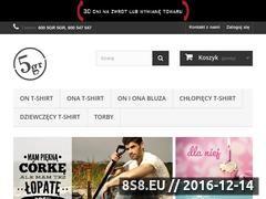 Miniaturka domeny www.5gr.com.pl