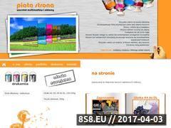 Miniaturka domeny www.5strona.pl