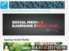 Miniaturka domeny 6ix.pl