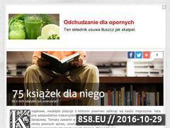 Miniaturka domeny www.75ksiazekdlafaceta.cba.pl