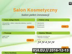 Miniaturka domeny www.78studio.pl