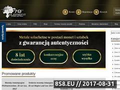Miniaturka domeny 79element.pl