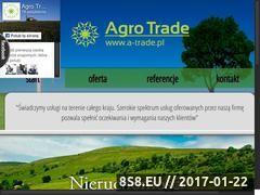 Miniaturka domeny www.a-trade.pl