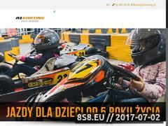 Miniaturka domeny a1karting.pl