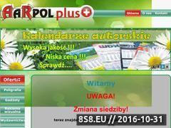 Miniaturka domeny aarpol.com.pl