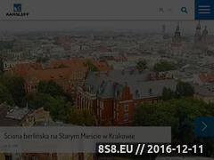 Miniaturka domeny www.aarsleff.com.pl