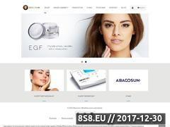Miniaturka domeny abacosun.pl