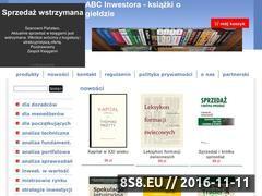 Miniaturka domeny www.abc-inwestora.pl