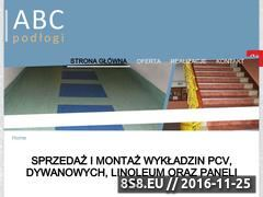 Miniaturka Sprzedaż wykładzin PCV Szczecin (abc-podlogi.eu)