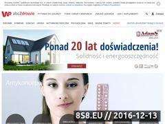 Miniaturka domeny abcantykoncepcja.pl