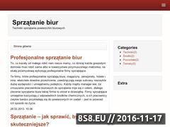 Miniaturka domeny www.abccleanservice.pl