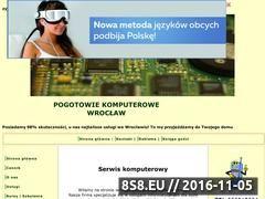 Miniaturka domeny www.abcdkomputera.htw.pl
