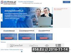 Miniaturka domeny www.abcfirma.pl