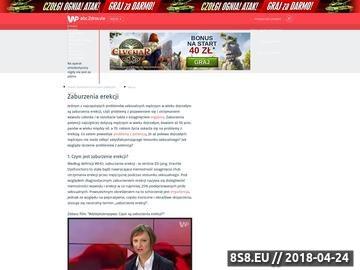 Zrzut strony Abcimpotencja.pl