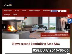Miniaturka domeny www.abckominka.pl