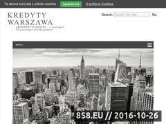 Miniaturka domeny abckredyty.waw.pl
