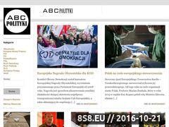 Miniaturka Nowe informacje ze świata polityki - ABC Polityki (abcpolityki.pl)