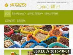 Miniaturka domeny www.abczdrowia.com.pl