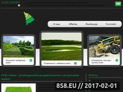 Miniaturka domeny www.abies-zielen.pl