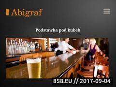 Miniaturka domeny abigraf.com.pl