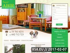 Miniaturka domeny www.abir.pl