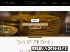 Miniaturka abmetale.pl (Skup złomu i metali kolorowych Białystok)