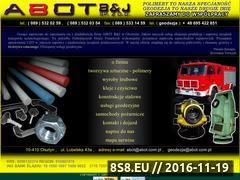 Miniaturka domeny www.abot.com.pl