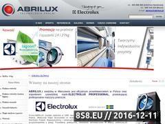 Miniaturka domeny www.abrilux.pl