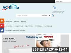 Miniaturka domeny www.ac-klima.pl