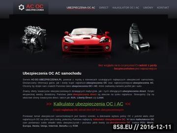 Zrzut strony Porównanie OC