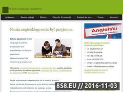 Miniaturka domeny academy.edu.pl