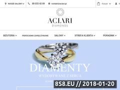 Miniaturka aclari.pl (Różnego rodzaju biżuterie)