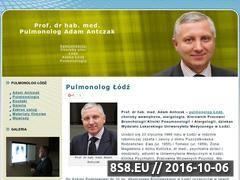 Miniaturka domeny adamantczak.pl