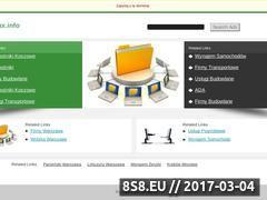 Miniaturka domeny www.adamax.info