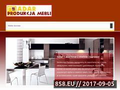 Miniaturka domeny adarmeble.pl