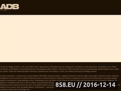Miniaturka domeny www.adbmeble.pl