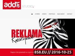 Miniaturka domeny www.add-art.pl