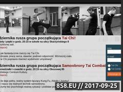 Miniaturka add-vantage.warszawa.pl (Szkoła Tai Chi i Samoobrony Tai Combat)