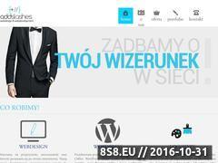 Miniaturka domeny addslashes.pl