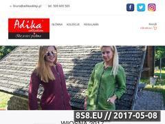 Miniaturka domeny www.adikasklep.pl