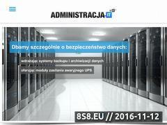 Miniaturka domeny www.administracja-it.pl