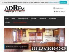 Miniaturka domeny www.adrem.org.pl