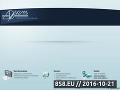 Miniaturka domeny www.adrem.szczecin.pl